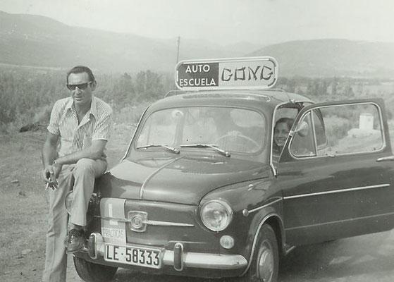 seat 600 autoescuela