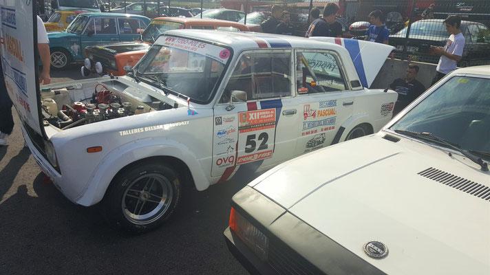 Coches clasicos Fundacion Race