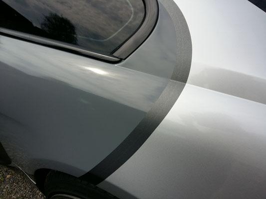 Detail Fahrerseite