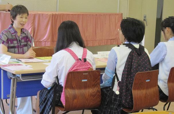 器楽コース(打楽器):山本真理子先生