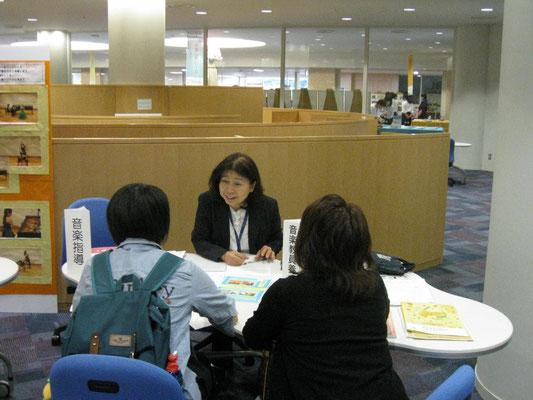 木村満壽美先生(音楽教員養成コース)