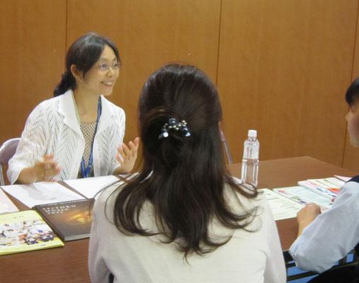 器楽コース(弦楽器・管打楽器専修)の坂本真理先生