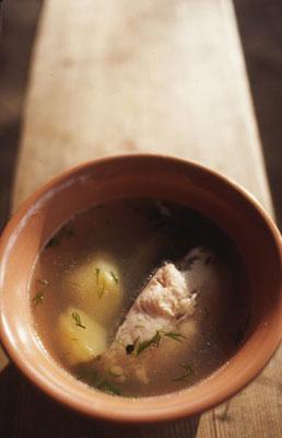 zuppa di pesce gatto tierecofka