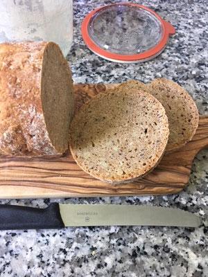 Brot im Glas - Rühr-Werk