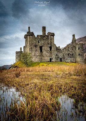 """""""Kilchurn Castle"""" am Loch Awe"""