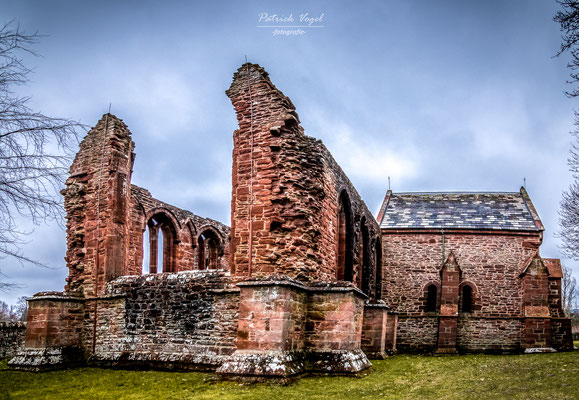 """the Beauly Priory"" bei Beauly"