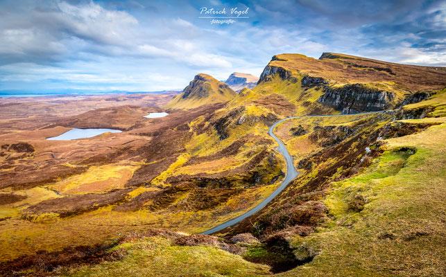 """""""the Quiraing"""" auf der Isle of Skye"""