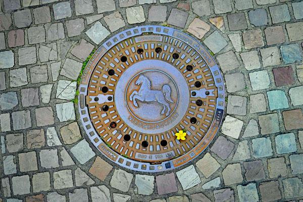 """13.09.16: """"♫…sturmfest und erdverwachsen…♫""""  ♥, Wilhelmstraße in Bad Bentheim"""