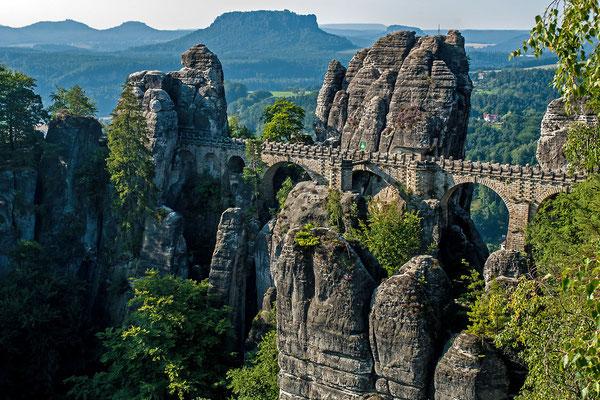 Bastei, Elbsandsteingebirge