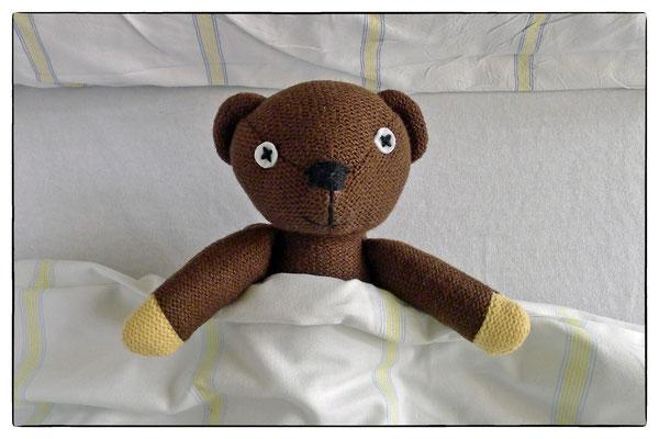"""""""Teddy"""": Sein Zwillingsbruder lebt in England und ist der einzige Freund von Mr. Bean"""