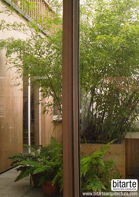 Bitarte Arquitectura + Comunicacion / Interiorismo korporatiboa / Taberna-jatetxe baten interiorismo korporatiboko proiektua Oiartzunen / www.bitartearquitectura.com
