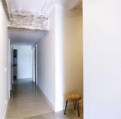 Bitarte Arquitectura / Reforma de vivienda en puerto/ Donostia / diseño / design / interiores /www.bitartearquitectura.com