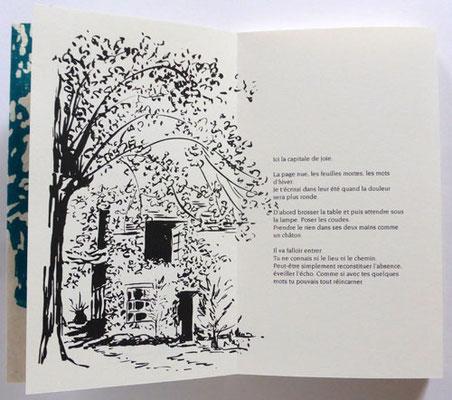 ◊La maison des blés - première page