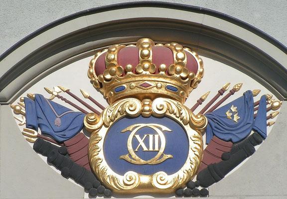 Eingang Zeughaus