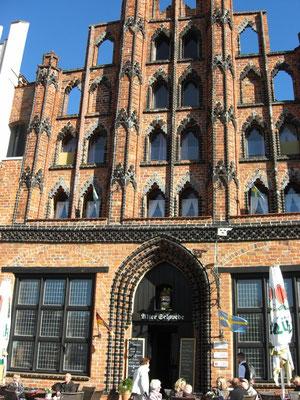 ... ein sehr bekanntes Gebäude