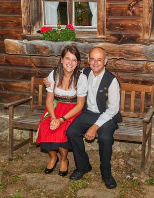 Organisation/Musikalische Leitung: Ramona und Hubert Behringer