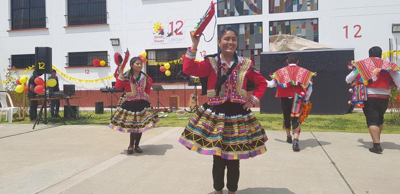 Tradioneller Tanz
