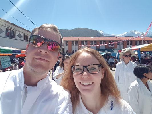 28. Juli 2018: Nationalfeiertag in Peru