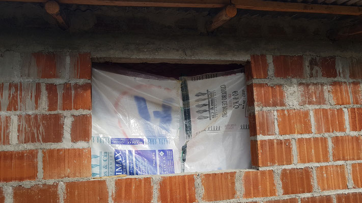 Fensterscheiben-Ersatz