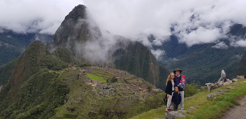 Peru hat einiges zu bieten: Machu Picchu im November 2018