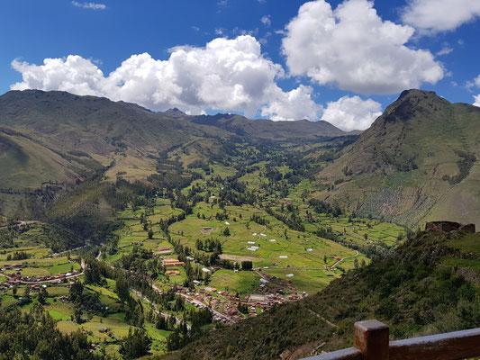 Peru hat herrliche Landschaften zu bieten