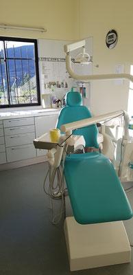 Hannas Behandlungszimmer