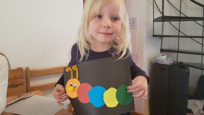 Kindergarten zu Hause