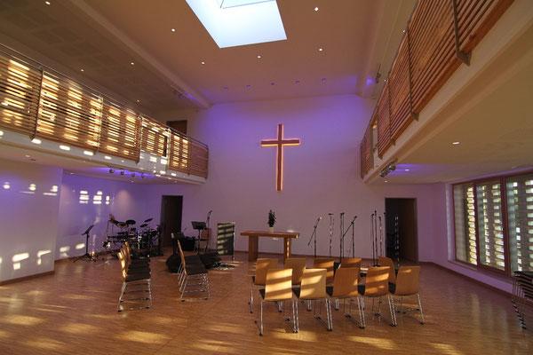 Kirche Hallbergmoos