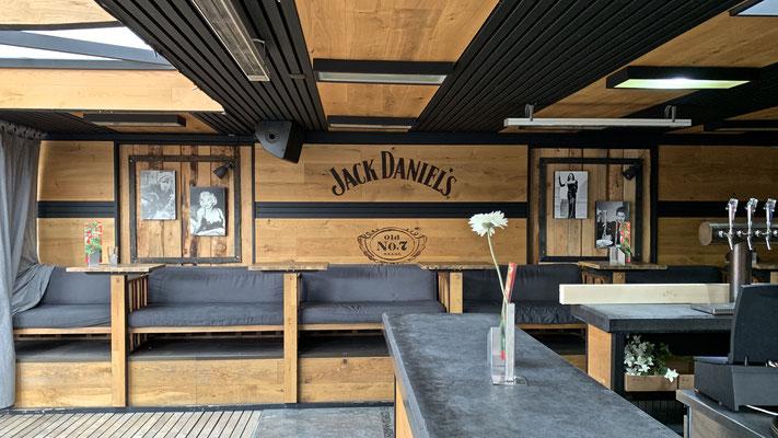 Jack Daniel`s Switzerland, Idee kreativ, Grafik, Werbetechnik, Wandgestaltung, Kreativ, Bern, Zürich, Schweiz