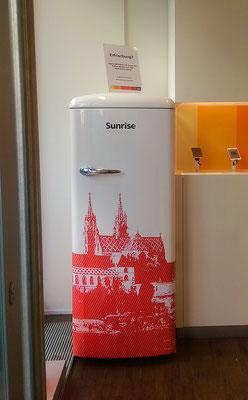 Beschriftungen Werbetechnik Bern Zürich