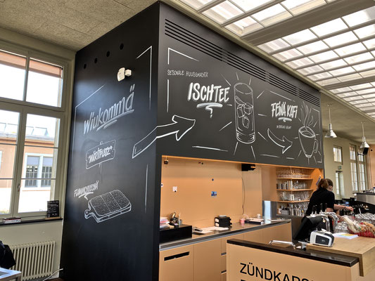 Grafik, Werbetechnik, Wandgestaltung, Kreativ, Bern, Zürich, Schweiz