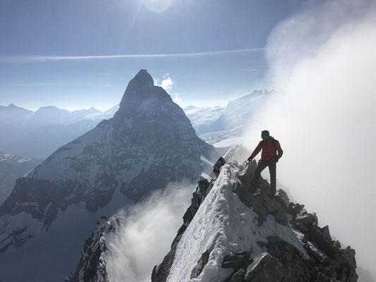 Blick zum Matterhorn (Bild: Rolf Z.)