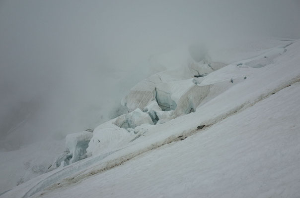 Eindrücklicher Gletscher