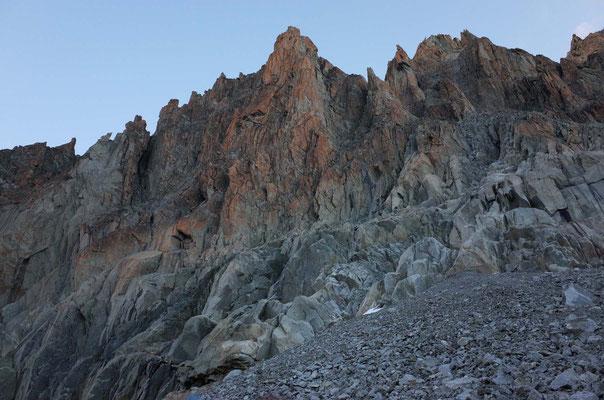 Wie gemacht zum Klettern: Le Minaret