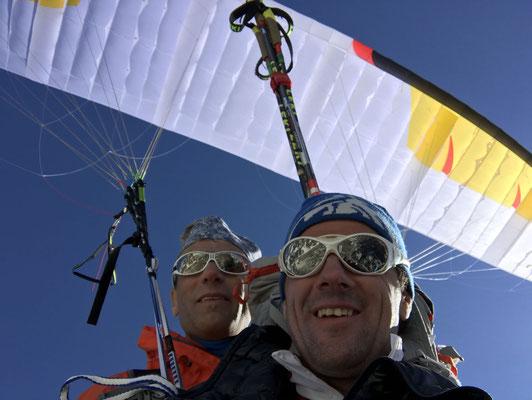 Fliegen macht glücklich (Bild: Rolf Z.)