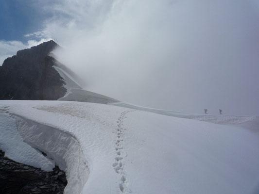 Integral-Begehung, über den Ostgrat aufs Doldenhorn