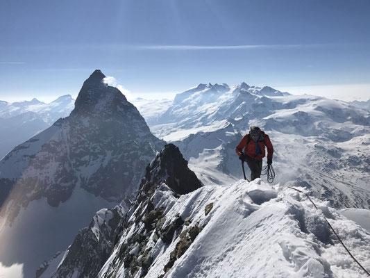 Gipfelankunft (Bild: Rolf Z.)