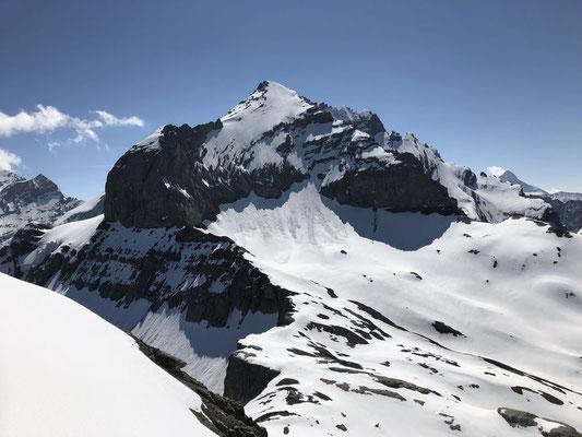 Klein Doldenhorn - ein schöner, selten besuchter Gipfel.