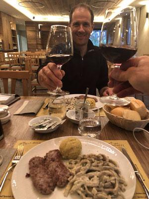 Auch kulinarisch hat das Val di Mello einiges zu bieten.