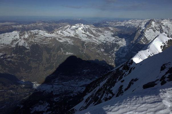 Grindelwald im Schatten des Eigers