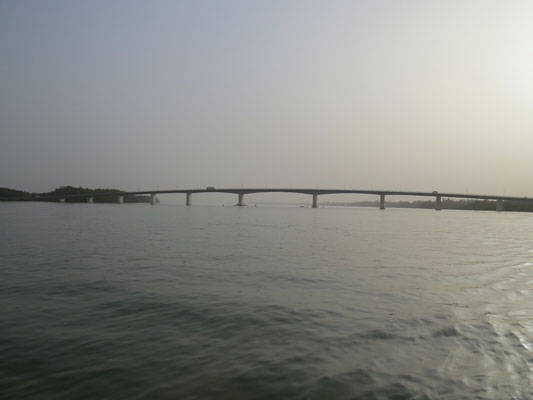 "Le pont ""Transgambie"""