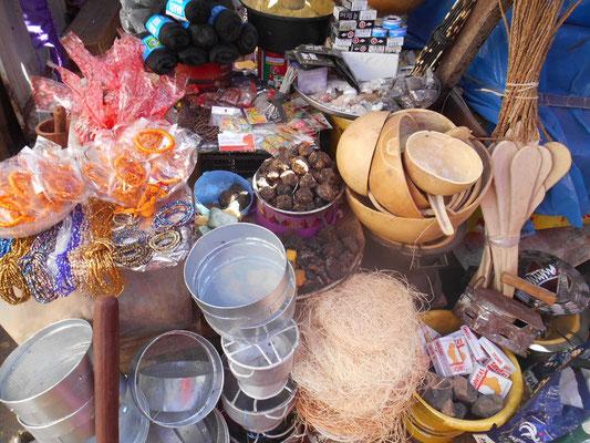 Dans le Albert's Market