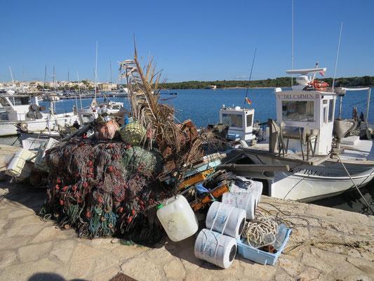 Matériel de pêche à Porto Colon