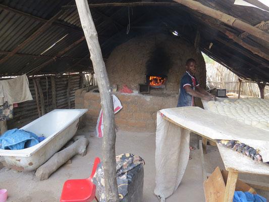 Le boulanger de Bombally