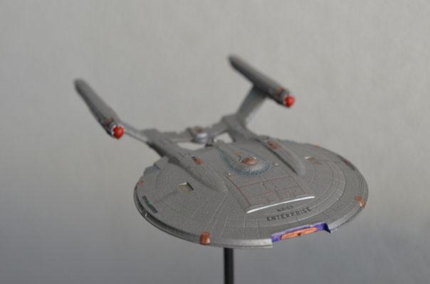 NX-01 ca.9 cm klein NX Class von VA-Miniatures
