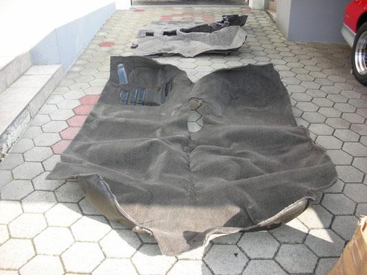 der neue Teppich