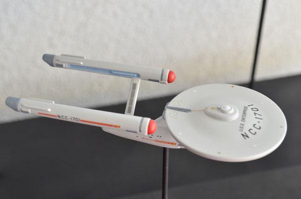 NCC-1701 ca.11,5 cm klein Constitution Class