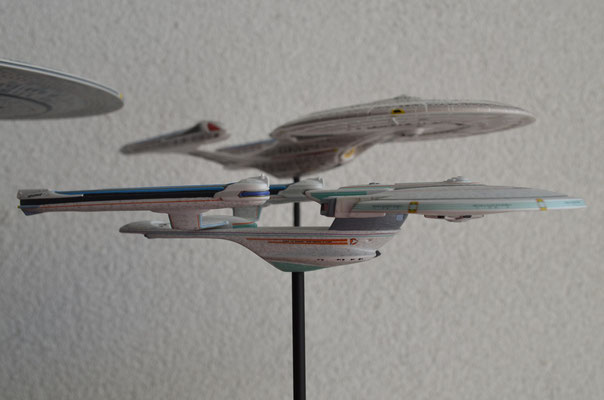 NCC-1701-B ca.18 cm Excelsior Class