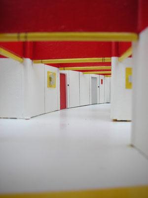 Korridorkreuzung
