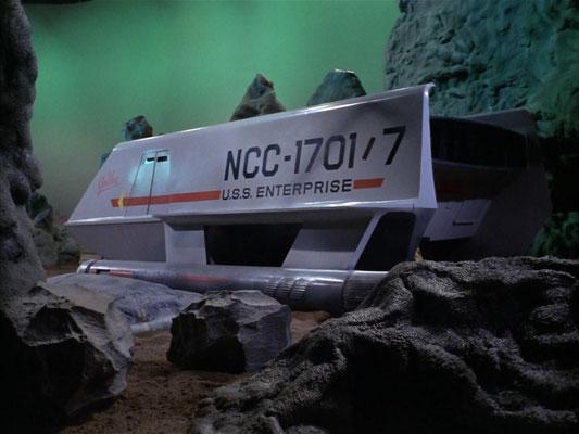 Die Galileo NCC-1701/7